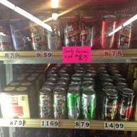 Photo taken at Blue Max Liquors by Brent M. on 4/23/2013