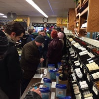 Photo taken at Blue Max Liquors by Brent M. on 2/22/2014