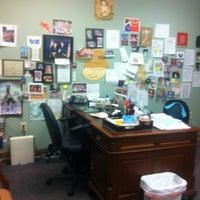 Photo taken at Kristin's Office by Kristin B. on 2/7/2013