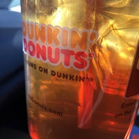 Photo taken at Dunkin Donuts by Peter S. on 4/15/2016