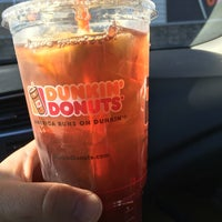 Photo taken at Dunkin Donuts by Peter S. on 4/13/2016