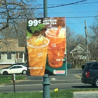 Photo taken at Dunkin Donuts by Peter S. on 4/19/2016