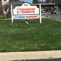 Photo taken at Dunkin Donuts by Peter S. on 4/14/2016