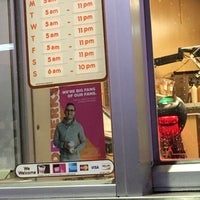 Photo taken at Dunkin Donuts by Peter S. on 5/3/2016