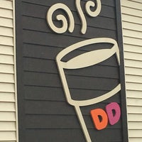 Photo taken at Dunkin Donuts by Peter S. on 4/23/2016