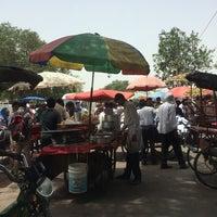 Photo taken at Lajpat Rai Market by peko c. on 6/29/2014