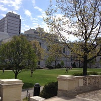 Photo taken at Harvard Medical School Quadrangle by Jason M. on 4/29/2013