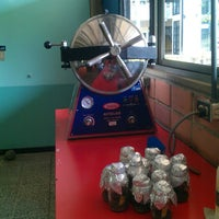 Photo taken at Laboratorio de Biología by L.A.G. C. on 5/10/2013