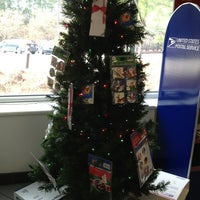Photo taken at US Post Office by Kevin R. on 12/18/2012