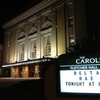 Photo taken at Carolina Theatre Of Durham by Kevin R. on 11/17/2012