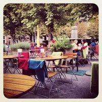 Photo taken at De Werf by John N. on 10/23/2012