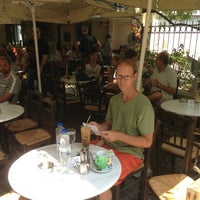 Photo taken at Dioskouroi by Jack B. on 6/29/2013
