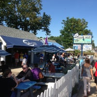 Photo taken at Bob's Clam Hut by Jack B. on 8/25/2013
