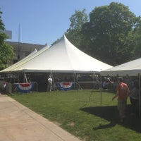 Photo taken at ND Reunion Beer Tent by Jack B. on 5/31/2014