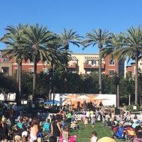 Photo taken at Playa Vista Concert Park by Svetlana T. on 7/13/2015