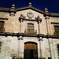 Photo taken at Museo Zacatecano by Mark S. on 3/30/2013