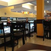 Photo taken at Café Martínez by Agustina R. on 5/11/2013