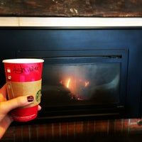 Photo taken at Starbucks by Ashley M. on 12/12/2014