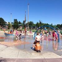 Photo taken at McEuen Park Playground by James E. on 6/22/2014