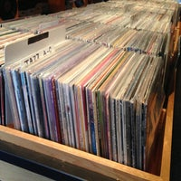 Photo taken at Som Records by Michael W. on 3/1/2013