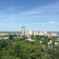 Photo taken at Министерство транспорта, связи и автомобильных дорог Самарской области by Mari Z. on 5/25/2015