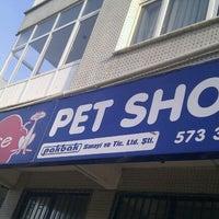 Das Foto wurde bei Alice Pet Shop von FBrbrs19🌿7 am 11/18/2012 aufgenommen