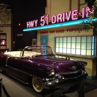 Photo taken at Elvis Presley Automobile Museum by Jason N. on 10/27/2013
