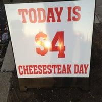 Das Foto wurde bei Slack's Hoagie Shack von Jayson M. am 12/19/2012 aufgenommen
