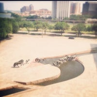 Photo taken at The Mustangs of Las Colinas by Happy M. on 5/20/2013