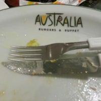 Photo taken at Australia by Joice S. on 7/18/2013