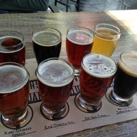 Photo taken at Karl Strauss Brewing Company by Jason M. on 2/3/2013