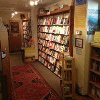 Photo taken at Malaprop's Bookstore/Cafe by Chris A. on 5/26/2013