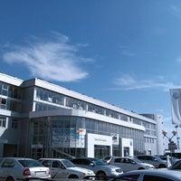 Photo taken at Volkswagen ТрансТехСервис by MMarat ❄. on 6/8/2013