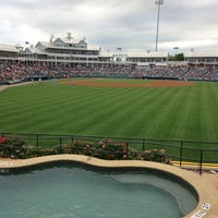 Photo taken at Dr Pepper Ballpark by Ryan M. on 6/1/2013