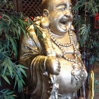 Photo taken at Chinese Buddha by Karen F. on 12/15/2012