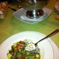 Photo taken at Aurora Ristorante, Pizzeria by Özgün K. on 9/27/2012