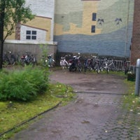 Photo taken at Sininen Silta by Anssi V. on 9/24/2012