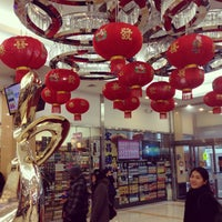 Photo taken at New World Mall 新世界商城 by Fred C. on 3/29/2013
