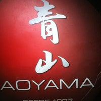 Foto tirada no(a) Aoyama por Anna M. em 6/4/2013