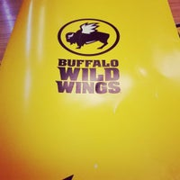 Photo taken at Buffalo Wild Wings by Gerson L. on 10/12/2016