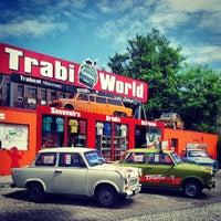 Das Foto wurde bei Trabi-Safari / Trabi-World von Juanma am 7/28/2013 aufgenommen