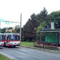 Photo taken at Krásné Březno by Dávid B. on 6/20/2015