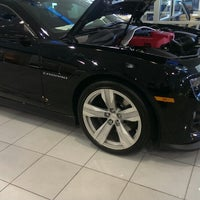 ... Photo Taken At Allen Samuels Chevy By Drako D. On 1/21/2014 ...