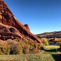 Photo taken at Arrowhead Golf Club by Missy W. on 10/23/2013