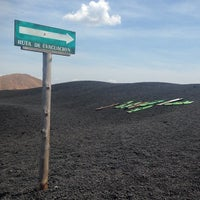 Foto tirada no(a) Complejo Volcànico Pilas El Hoyo por Kit em 4/6/2014