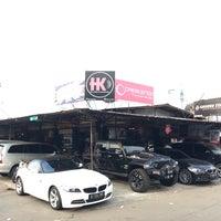 Photo taken at Pasar Mobil Kemayoran by HK Car Audio on 3/16/2018