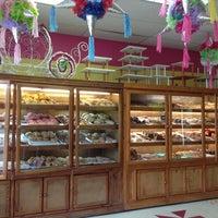 Photo taken at Panaderia Pahuatlan by Lauren on 4/17/2013
