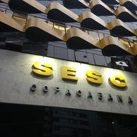 Foto tirada no(a) Hotel Sesc Copacabana por Marcos C. em 7/19/2013