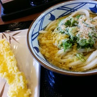 Photo taken at Marugame Seimen by spiff 1. on 9/18/2014