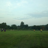Photo taken at UMNSC Fields at Brownsburg Park by Karla D. on 8/22/2013